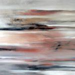 untouched landscape II, 130 x 150 cm, Öl auf Leinwand, 2017