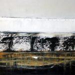 Ohne Titel, 2019, Öl auf Leinwand, 40 x 50 cm