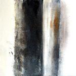 silent nature I, 100 x 90 cm, Öl auf Leinwand