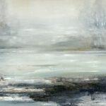 Niemandsland III, 2017, Öl auf Leinwand, 90 x 130 cm