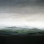 Bale mountains I - 2020 - Öl auf Leinwand - 60x80 cm