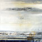 bright III - 2020 - Öl auf Leinwand - 120 x 100 cm