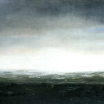bale mountains II – 2020 – Öl auf Leinwand – 130 x 180 cm