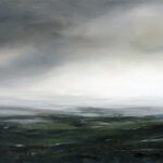 bale mountains V – 2020 – Öl auf Leinwand – 90 x 120 cm