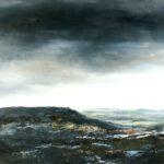 bale mountains IV – 2020 – Öl auf Leinwand – 130 x 180 cm