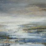 See - 2020 - Öl auf Leinwand - 100 x 120 cm